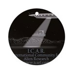 ICAR Ornament (Round)