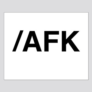 AFK Posters