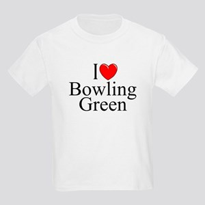 """I Love Bowling Green"" Kids Light T-Shirt"