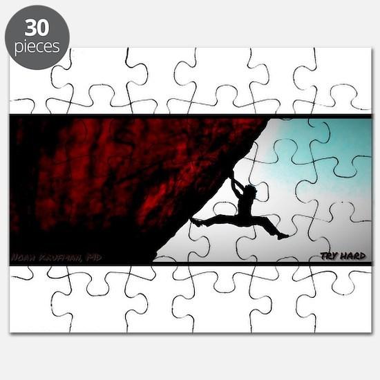 Cute Bouldering Puzzle