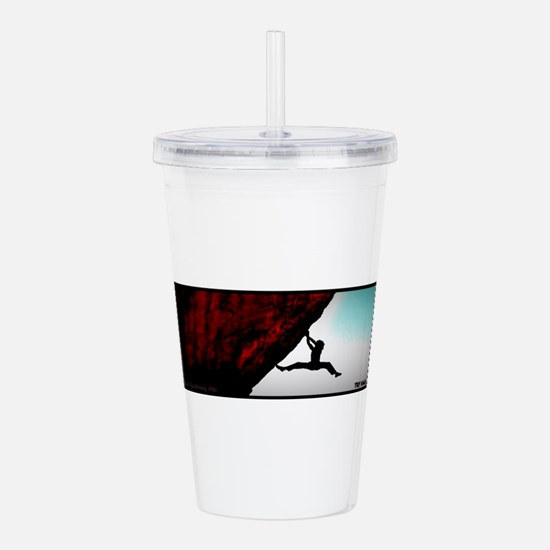 Cool Ninja Acrylic Double-wall Tumbler
