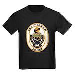 USS O'BANNON Kids Dark T-Shirt