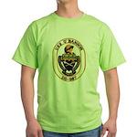 USS O'BANNON Green T-Shirt