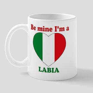 Labia, Valentine's Day Mug