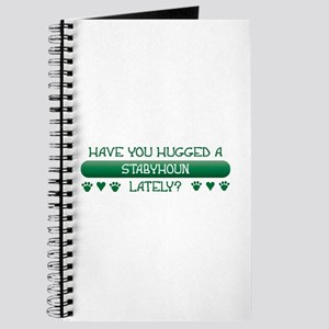Hugged Staby Journal