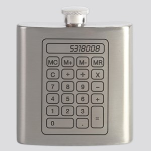Calculator boobies Flask