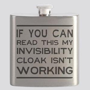 Invisibility cloak not working Flask