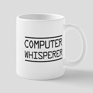 Computer whisperer Mugs
