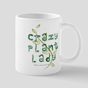 Crazy Plant Lady Mug