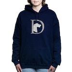 Deerhound Women's Hooded Sweatshirt