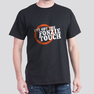 The Fonzie Touch Dark T-Shirt