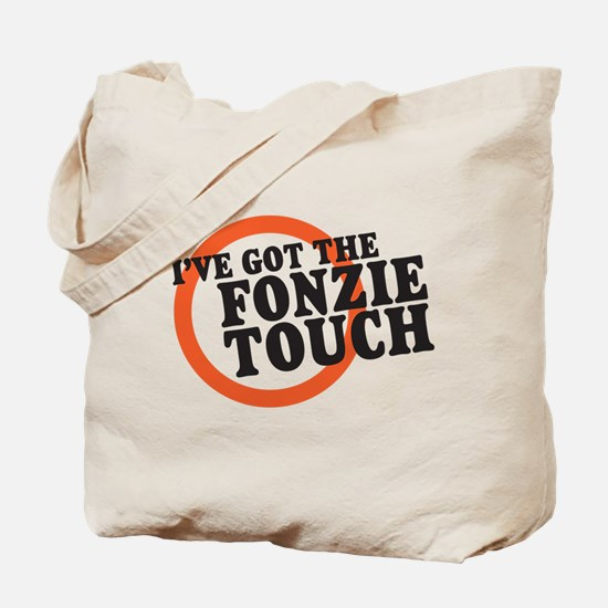 The Fonzie Touch Tote Bag