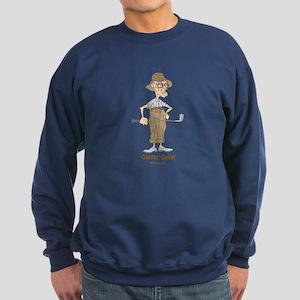 Geezer Golfer Sweatshirt (dark)