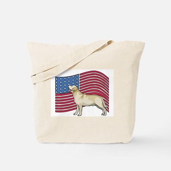 USA Lab Tote Bag