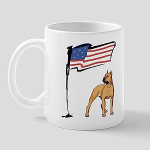 USA Pit Mug