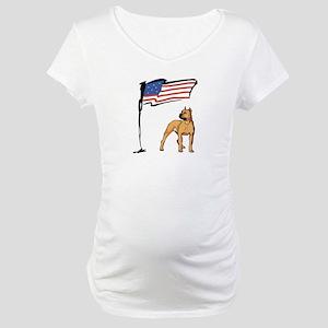 USA Pit Maternity T-Shirt