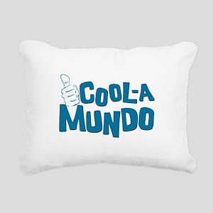 Coolamundo Rectangular Canvas Pillow