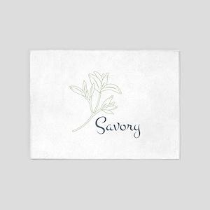 Savory Sage 5'x7'Area Rug