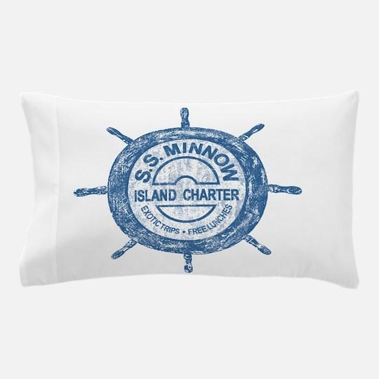 S.S. MINNOW ISLAND TOURS Pillow Case