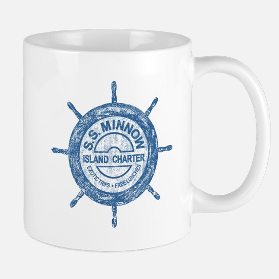S.S. MINNOW ISLAND TOURS Mugs