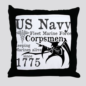 FMF Soul Reaper Throw Pillow
