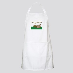Feeling Squirrely Apron