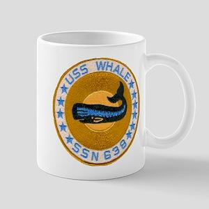 USS WHALE Mug