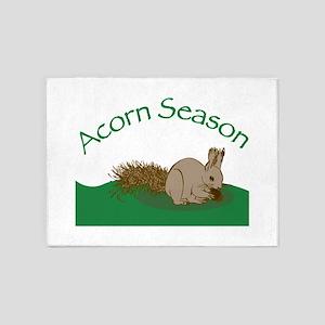 Acorn Season 5'x7'Area Rug