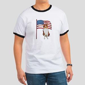 USA Collie Ringer T
