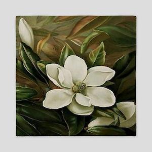 Magnolia Queen Duvet
