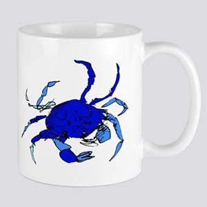 Blue Crab Mugs