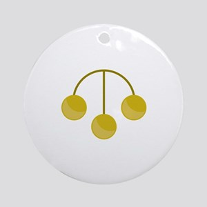 Pawnshop Gold Jewelry Ornament (Round)