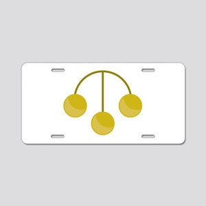 Pawnshop Gold Jewelry Aluminum License Plate