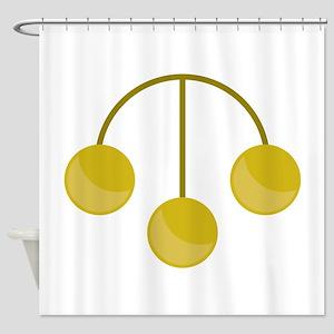 Pawnshop Gold Jewelry Shower Curtain