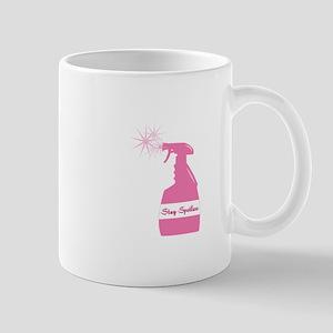 Stay Spotless Mugs