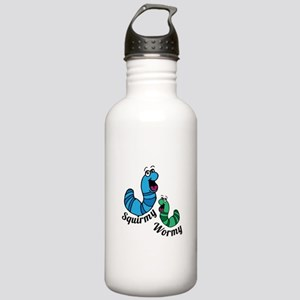 Squirmy Wormy Water Bottle