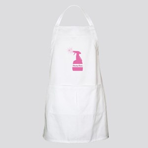 Cleaning Bottle Apron