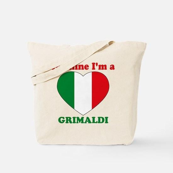 Grimaldi, Valentine's Day Tote Bag