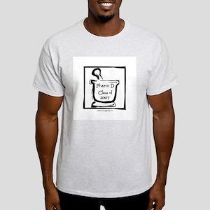 Pharm D Class of 2007 Light T-Shirt