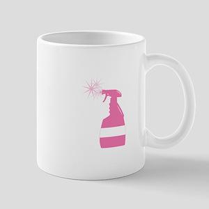 Spray Bottle Mugs