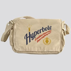 Hyperbole Messenger Bag