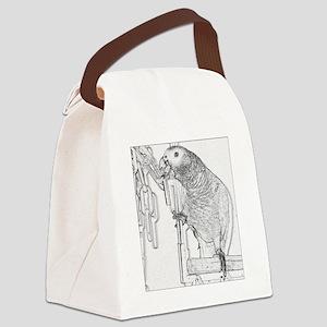 magoo Canvas Lunch Bag