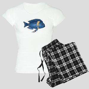 Blue Cichlid Pajamas