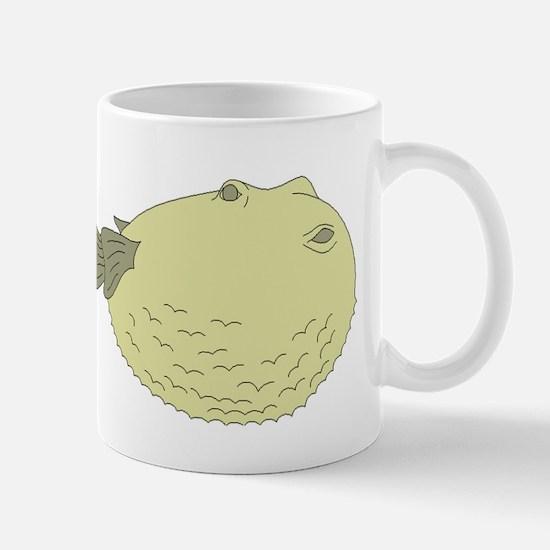 Blowfish Mugs