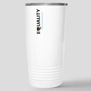 Equality Stainless Steel Travel Mug