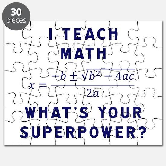 Cute Math Puzzle