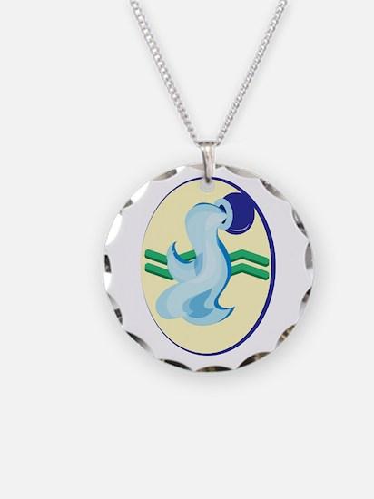 Aquarius Sign Necklace