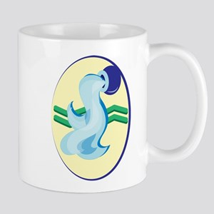 Aquarius Sign Mugs