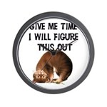 Give Me Time Wall Clock