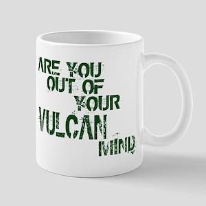 VULCAN MIND 1. Mugs